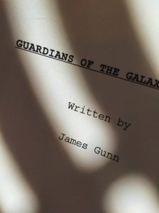 Guardians of the Galaxy 2 Draft Script